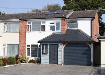 Thumbnail 4 bed detached house to rent in Priors Road, Creekmoor, Poole