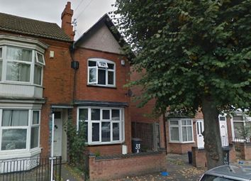 Thumbnail 3 bedroom flat for sale in Winchester Avenue, Leicester