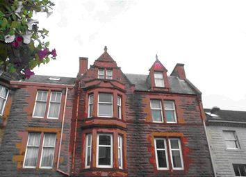 Thumbnail 2 bed flat to rent in Comrie Street, Crieff