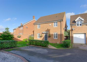 Thumbnail 4 bed detached house for sale in Pump Place, Old Stratford, Milton Keynes