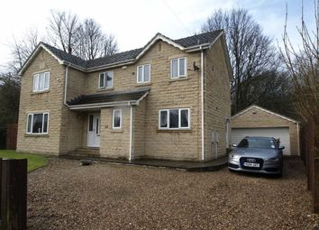 Thumbnail 4 bed detached house to rent in Wood Royd Road, Deepcar, Sheffield