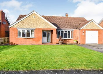 Thumbnail 3 bed bungalow for sale in Lodge Lane, Upton, Gainsborough