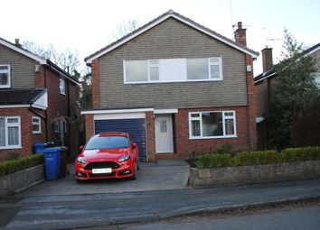 Thumbnail 4 bedroom detached house to rent in Dickens Close, Cheadle Hulme, Cheadle