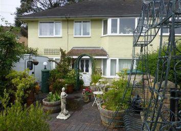 Thumbnail 3 bed flat for sale in Heol Isaf, Penparcau, Aberystwyth