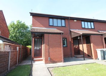 Thumbnail 1 bed flat to rent in Roslyn Avenue, Flixton, Urmston, Manchester