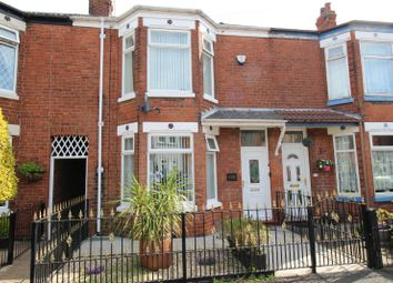 Thumbnail 3 bed terraced house for sale in Lee Street, Hull, East Yorkshire