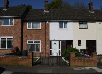 Thumbnail 3 bed terraced house for sale in Edenhall Drive, Woolton, Liverpool