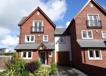 Thumbnail 4 bed town house for sale in Johnston Drive, Carlisle