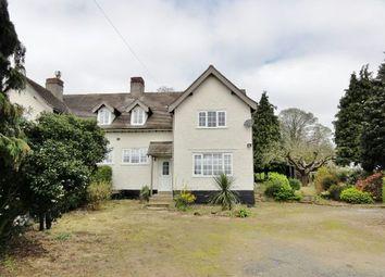 Thumbnail 3 bedroom semi-detached house to rent in Bromsberrow, Ledbury