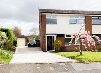Thumbnail 3 bed semi-detached house for sale in Byron Road, Greenmount, Bury