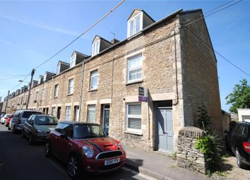 Thumbnail 3 bed end terrace house for sale in The Crofts, Witney, Oxfordshire