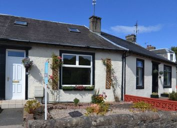 Thumbnail 2 bed terraced house for sale in Drakemyre, Dalry