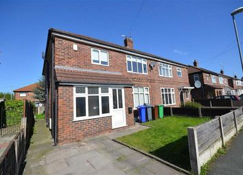 Thumbnail 4 bedroom semi-detached house to rent in Winwood Road, Didsbury, Manchester