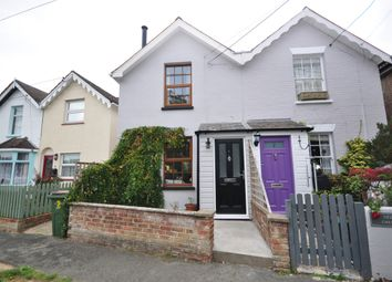 Thumbnail 2 bed semi-detached house to rent in Queens Road, Freshwater