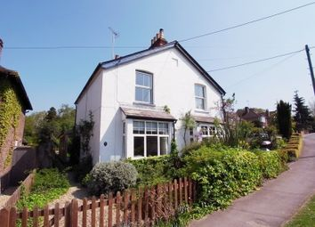 Thumbnail 3 bed semi-detached house for sale in Updown Hill, Windlesham, Surrey