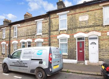 Thumbnail 3 bed terraced house for sale in Grange Road, Strood, Rochester, Kent