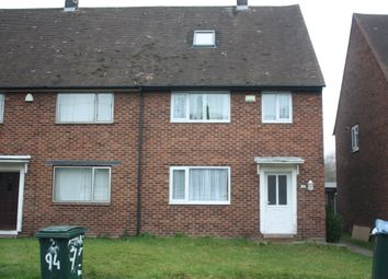 Thumbnail 6 bedroom shared accommodation to rent in Gerard Avenue, Canley, Coventry