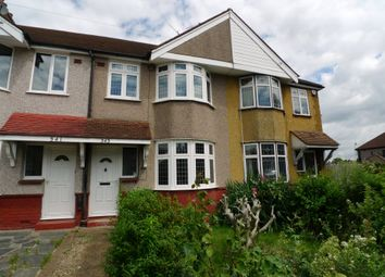 Thumbnail 3 bedroom terraced house to rent in Hurst Road, Bexley