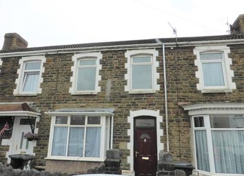Thumbnail 3 bed terraced house to rent in Herne Street, Briton Ferry, Neath