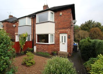 Thumbnail 2 bed semi-detached house for sale in Wardlow Road, Sheffield