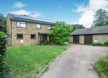 Thumbnail 4 bed link-detached house for sale in Breton, Stony Stratford, Milton Keynes
