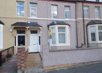 Thumbnail 2 bedroom flat for sale in North Parade, Whitley Bay