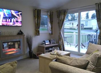 Thumbnail 2 bedroom mobile/park home for sale in Lower Hyde Holiday Park, Shanklin, Isle Of Wight
