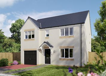 "Thumbnail 5 bed detached house for sale in ""The Thornwood"" at East Muirlands Road, Arbroath"