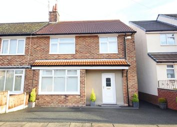 Thumbnail 3 bed semi-detached house for sale in Highbank Drive, Garston, Liverpool