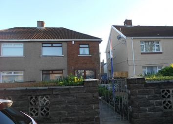 Thumbnail 3 bed semi-detached house for sale in Harlequin Road, Port Talbot, Neath Port Talbot.