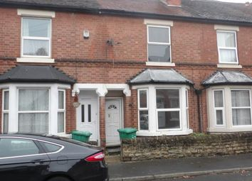 Thumbnail 2 bed terraced house for sale in Wilford Crescent East, Nottingham, Nottinghamshire