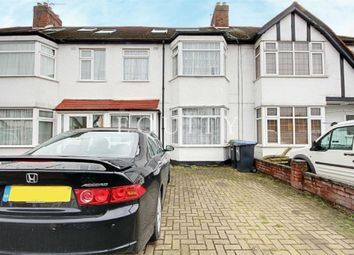 Thumbnail 4 bedroom terraced house for sale in Frederick Crescent, Enfield