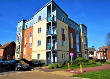 Thumbnail 1 bedroom flat for sale in Watercress Way, Broughton