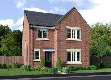 """Thumbnail 4 bed detached house for sale in """"Aldrich"""" at Spire View, Bottesford, Nottingham"""