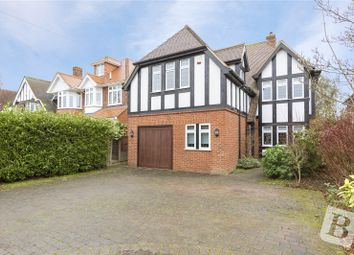 Thumbnail 4 bedroom detached house for sale in Hall Lane, Upminster