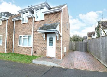 Thumbnail 2 bed semi-detached house to rent in Florence Avenue, Maidenhead, Berkshire