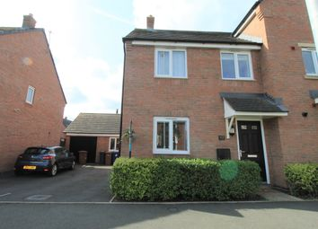 3 bed semi-detached house for sale in Priory Avenue, Rugeley WS15