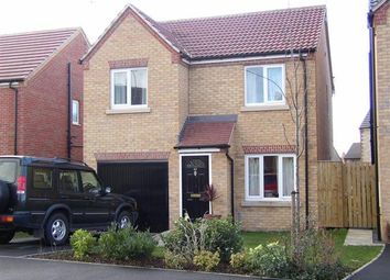 Thumbnail 3 bed detached house to rent in Oakwell Close, Scunthorpe