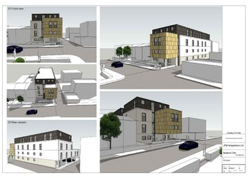 Thumbnail Land for sale in Belgrave Road, Mutley, Plymouth