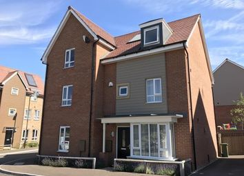 Thumbnail 4 bedroom semi-detached house for sale in Twiselton Heath, Wolverton, Milton Keynes