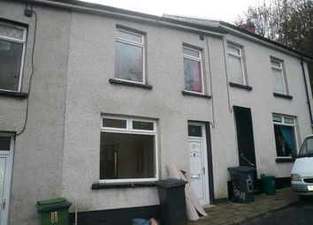 Thumbnail 3 bed terraced house to rent in Tanycoed Terrace, Aberdare
