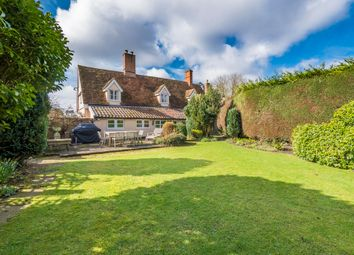 Thumbnail 3 bed detached house for sale in Lindsey, Ipswich, Suffolk