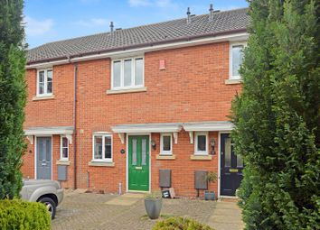 Thumbnail 2 bed terraced house for sale in Vespasian Way, Kingsnorth, Ashford