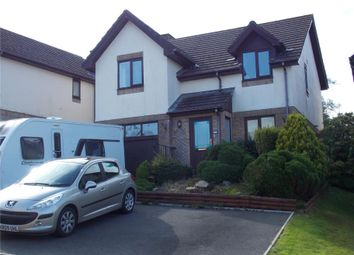 Thumbnail 4 bed detached house for sale in Pengover Heights, Liskeard