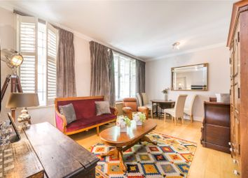 Thumbnail 3 bedroom flat to rent in Queen Alexandra Mansions, 3 Grape Street, London