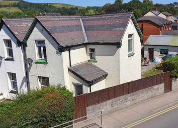 Thumbnail 3 bed semi-detached house for sale in Model Villa, New Road, Newtown, Powys