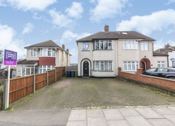 Thumbnail 3 bed semi-detached house for sale in Russell Lane, London
