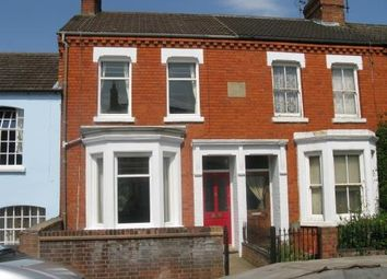 3 bed terraced house to rent in Shelley Street, Northampton NN2