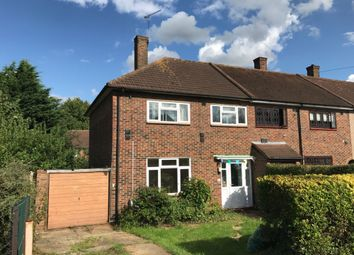 Thumbnail 3 bed end terrace house for sale in Wednesbury Road, Romford