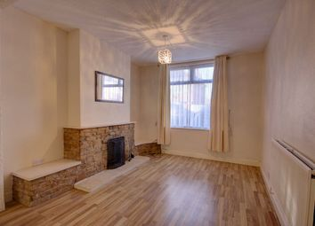 Thumbnail 3 bed terraced house to rent in Cambridge Street, Kettering, Northamptonshire